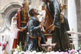 Sabato Santo - rientro di alcuni gruppi (43/269)
